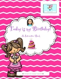 AAC: Social Interactive Book: Today is My Birthday