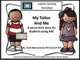 AAC Social Skills Story