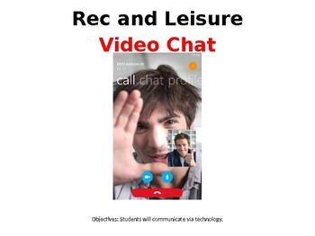 AAC Soical Group Lesson: Video Chat