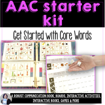 AAC Starter Kit Everything You Need for Beginning Communic