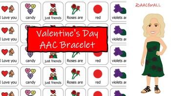 AAC Valentine's Day Bracelet