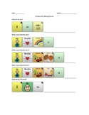 AAC Writing Prompts using TouchChat - All About Me