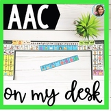Communication Boards | Low Tech AAC | Core Vocabulary and Fringe Vocabulary