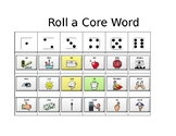 AAC roll a core word