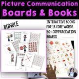 AAC Picture Communication Boards and Interactive Books Cor