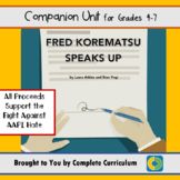 AAPI Heritage: Fred Korematsu Speaks Up Unit Guide