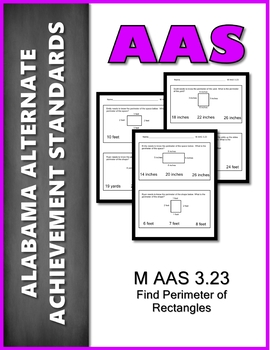 AAS Alabama Alternate Standards M 3.23 Perimeter AAA