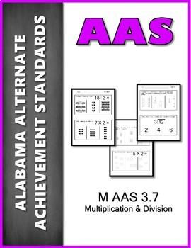AAS Alabama Alternate Standards M 3.7 Multiply Divide AAA