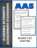 AAS Alabama Alternate Standards M 7.23 Coin Flip Achieveme