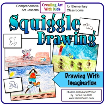 Art Lesson - What's That Squiggle?