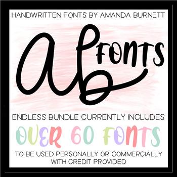 AB Fonts | All AB Fonts Bundled!