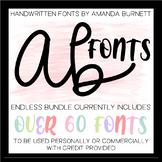AB Fonts   All AB Fonts Bundled!