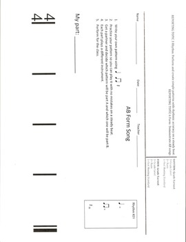 AB Form Assessment