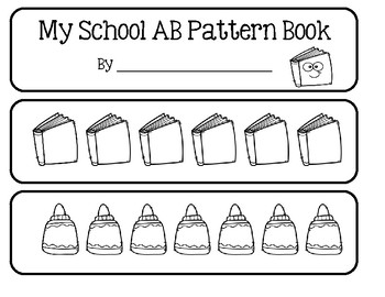 AB Pattern Books - Growing Bundle