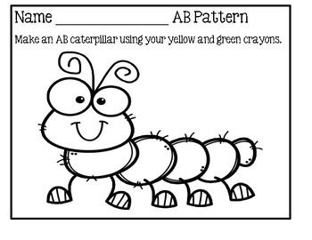 AB Pattern Practice