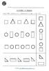 Pre-K AB Patterns Worksheets