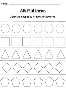 AB Patterns