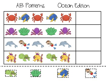 AB Patterns - 6 Themes