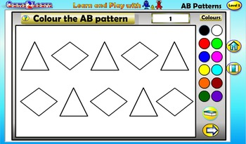 AB Patterns with Q&A Android App PREVIEW