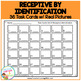 Receptive Identification 1 Task Cards ABA Special Education