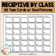 ABA Task Cards 8 Receptive by Class