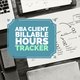 ABA Client Billable Hours Tracker