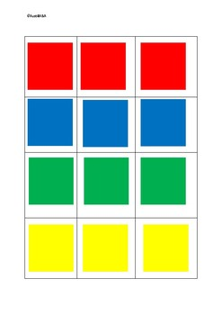 ABA  Colour Sort