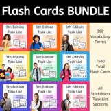 ABA Flash Cards Growing Bundle - BCBA Exam Prep for 5th Ed