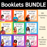 ABA Study Booklets Growing Bundle - BCBA Exam Prep for 5th