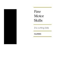 ABA Z Fine Motor Skills