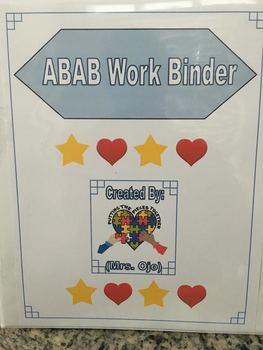 ABAB Adaptive Work Binder