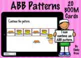 ABB Patterns ~ BOOM Cards ~ Distance Learning