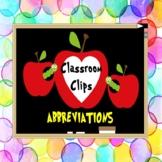 ABBREVIATIONS: Classroom Clips