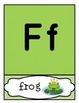 ABC 123 Classroom Labels
