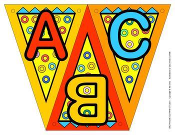 ABC, 123 Pennants Southwest