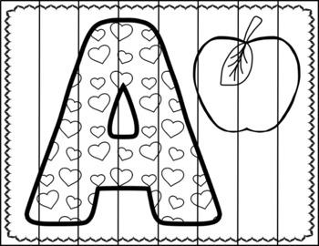 ABC & 123 Puzzles