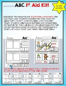ABC 1st Aid Kit