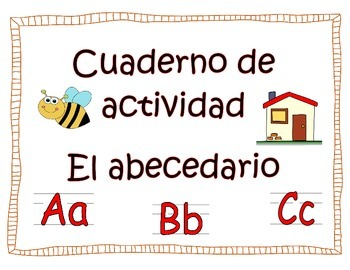ABC Activity Workbook