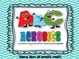 ABC Aerobics - Interactive Letters Sounds and Alphabet