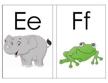 ABC Alphabet Cards