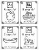 ABC Alphabet Cards: Letter Sound Connection