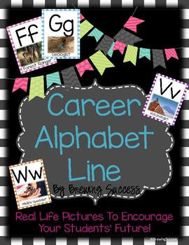 ABC / Alphabet Career Line