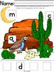ABC Alphabet Coloring Phonics