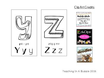 ABC Alphabet Flash Card Lite Freebie