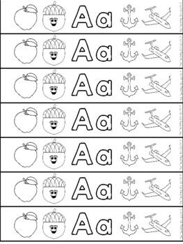 ABC Alphabet Fun Learning Bracelets