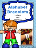 ABC Alphabet Fun Learning Bracelets