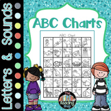 ABC Alphabet Linking Chart