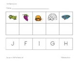 ABC Alphabet Printables - Practice, File Folder Games, Centers