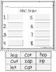 ABC Alphabetical Order Pack
