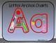 ABC Anchor Charts (Black Version)